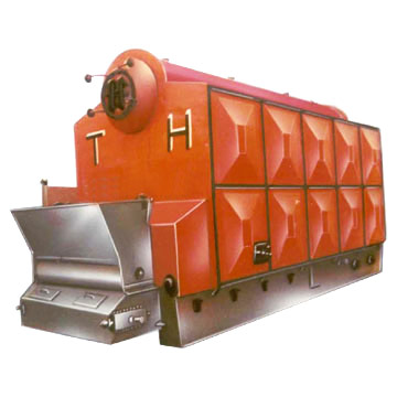 Double-Drum Package Coal Fired Steam Boiler