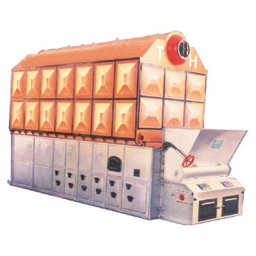 Double-Drum Assembly Coal Fired Steam Boiler