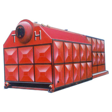 Double-Drum Assembly Coal Fired Superheated Steam Boiler