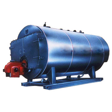 Automatic Oil (Gas) Fired Hot-Water Boiler