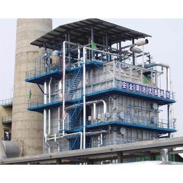 Oil (Gas) Fired Power Station Boiler