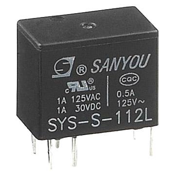 Miniature PC Board Type Power Relay (Миниатюрный компьютер совет типа Power Relay)