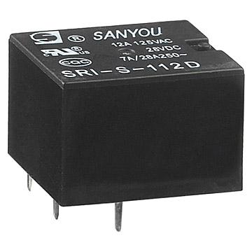 Ultra-Miniature PC Board Type Power Relay (Ультра-миниатюрный компьютер совет типа Power Relay)