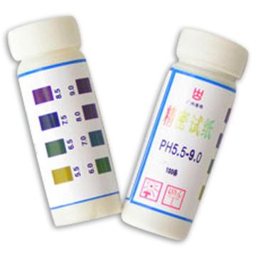 Special Indicator Paper (pH 5.5-9.0) (Специальный индикатор бумаги (рН = 5.5-9.0))