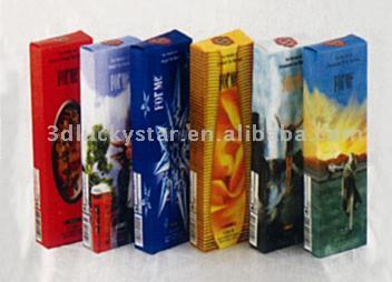 Apet Lenticular Packaging Box in 3D Graphic effect (APET чечевичным упаковки окно графического 3D эффекта)