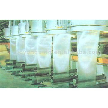 PP Fiber Production Line (PP Fiber Production Line)