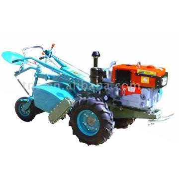 GN-181 Power Tiller (GN 81 механическими тележками)