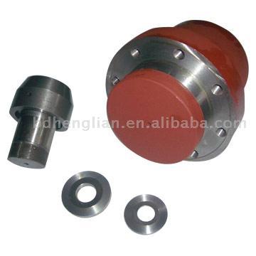 CNC Machining Parts (ЧПУ обработки деталей)
