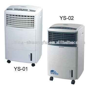 Air Cooler, Fan and Warmer (Воздушный кулер, вентилятор и теплее)