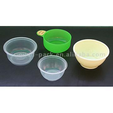 Plastic Bowls (Пластиковые чаши)