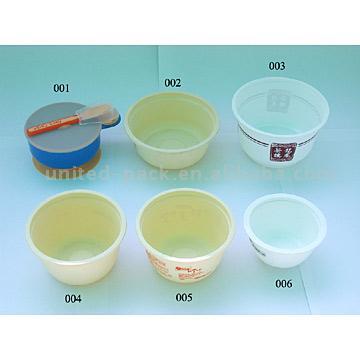 Plastic Bowl (Пластиковые чаши)