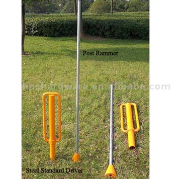 Post Rammers (farming Tools) & Steel Standard Drivers (Почтовые Трамбовки (сельскохозяйственные орудия) & Сталь стандартные драйверы)