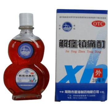 Analgesic Tincture (Analgésique Teinture)