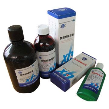 Povidone Iodine Solution (Povidone solution d`iode)