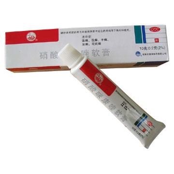 Miconazole Nitrate Cream (Le nitrate de miconazole crème)