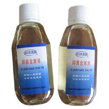 Antiseptic Mouthwash (Rince-bouche antiseptique)