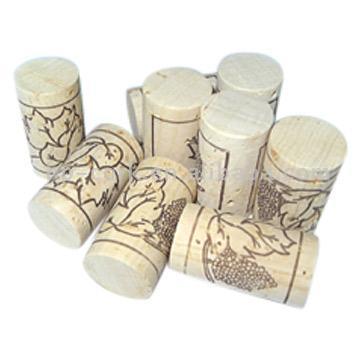 Natural Cork Stopper (Природные корковой пробкой)