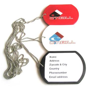 Dog Tag (Медальон)