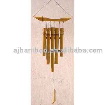 Bamboo Chimes (Бамбук куранты)