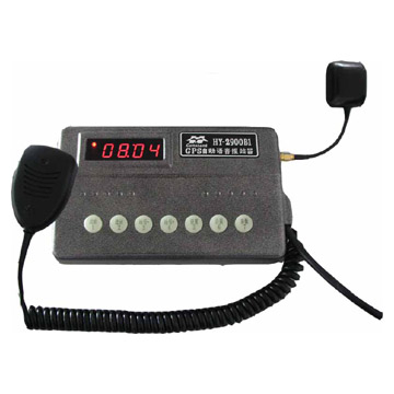 GPS Automatic Announcer (Automatische GPS-Ansager)