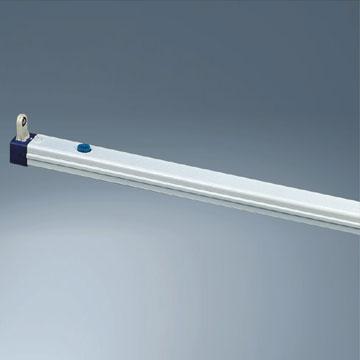 Single-Tube Luxury-Type Magnetic Fluorescent Light Fixture