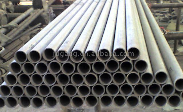 Seamless Stainless Steel Pipe (Inoxydable sans soudure de tuyaux en acier)