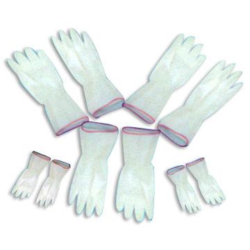 Disinfected Rubber Medical Glove (Продезинфицированный Хирургические перчатки резиновые)