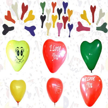 Latex Balloon (Ballon en latex)