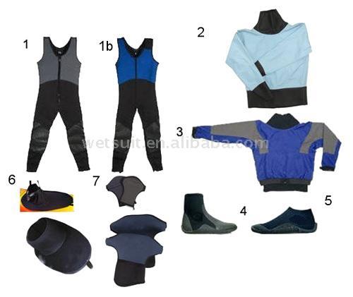 Kayaking, Rafting, Sailing, Spray Skirt / Neoprene Shock Deck (Каяках, рафтинг, парусный спорт, спрей юбка / Неопрен Shock Deck)
