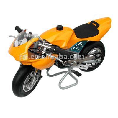 Charger Mini Bike Mini Electric Pocket Bike