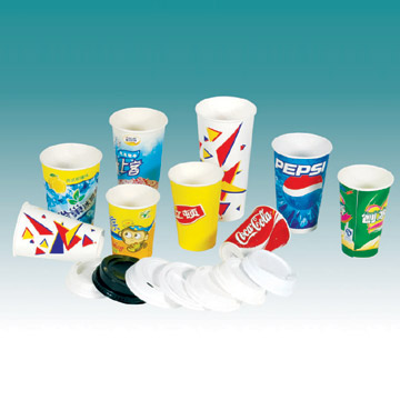 Cold Drink Cups (Стакана холодной Drink)
