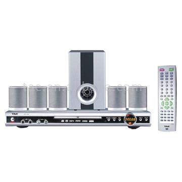 5.1 DVD Home Theatre (5.1 DVD Home Theater)
