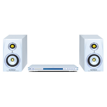 2.1 DVD Home Theater (2.1 DVD Home Theater)
