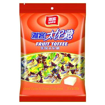 Fruit Toffee (Фрукты Ирис)