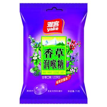 Herb Candy for Throat (Херб конфеты Throat)