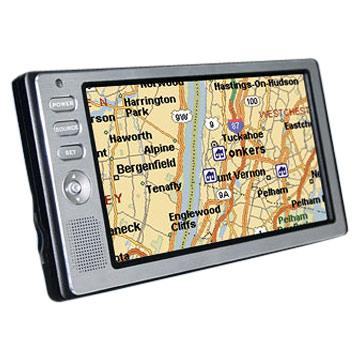 Car GPS System (Автомобиль система GPS)