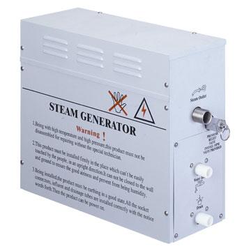 Steam Bath Generator (Dampfbad Generator)
