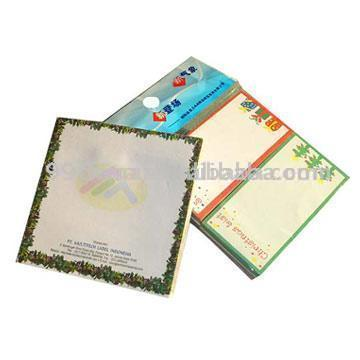 "Self Adhesive Notes/Sticky Notes (3"" x 3"") (Самоклеющиеся Notes / Sticky Notes (3 ""X 3""))"