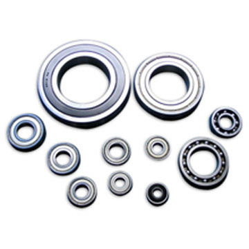 Miniature Bearings (Roulements miniatures)