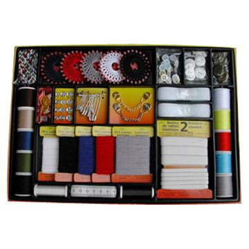Sewing Kit, Sewing Thread (Набор для шитья, швейные нитки)