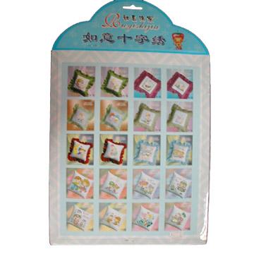 Cross Stitch Kit (Cross Stitch Kit)