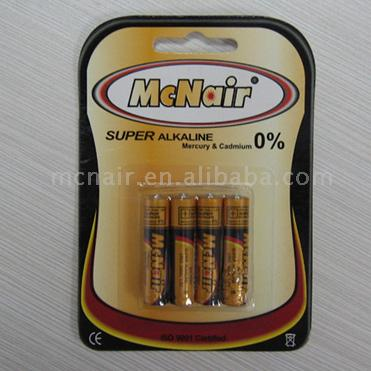 Dry Batteries