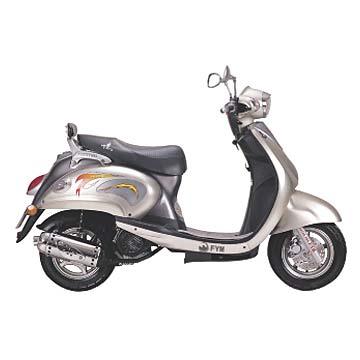 150cc / 125cc Scooter (EEC, DOT/EPA) (150cc / 125cc Scooter (ЕЭС, DOT / EPA))
