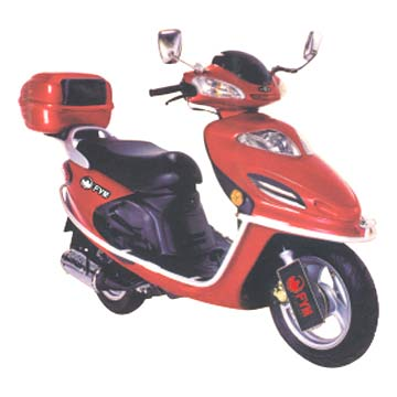 125cc Scooter (DOT / EPA) (125cc Scooter (DOT / EPA))