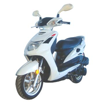 150cc / 125cc Scooter (EEC) (150cc / 125cc Scooter (ЕЕС))