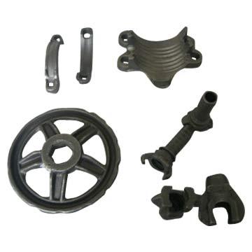 Nodular Iron Accessories (Чугуна с шаровидным графитом аксессуары)