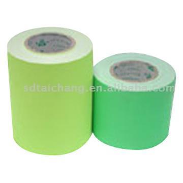 Self Adhesive Fluorescent Paper (Самоклеющиеся флуоресцентная бумага)