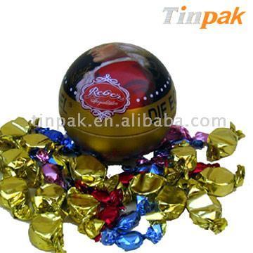 Round Ball Tin (Круглый шар Tin)