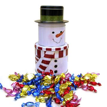 Snowman Tins (Снеговик Tins)