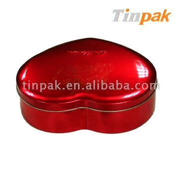 Red Heart Tin (Red Heart Tin)